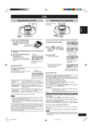 Panasonic RX-D26 page 5