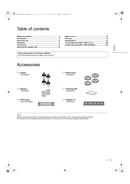Página 5 do Panasonic SB-R1E