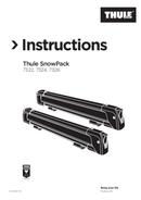 Pagina 1 del Thule SnowPack 7324