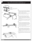 Página 4 do Thule Hullavator Pro 898