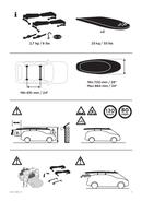 Página 3 do Thule Board Shuttle 811XT
