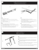 Página 5 do Thule Transporter Combi 665C