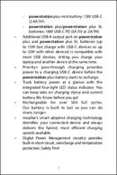 Mophie Powerstation Plus USB-C page 3