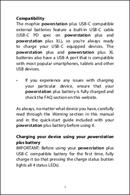 Mophie Powerstation Plus USB-C page 4