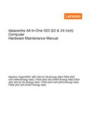 Página 3 do Lenovo IdeaCentre A340-22IGM