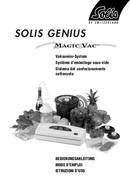 página del Solis Genius Magic Vac 1
