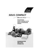 página del Solis Compact Magic Vac 1