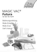 página del Solis Magic Vac Futura 567 1