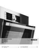 Bosch HMT75M551 sivu 1