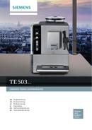 Siemens EQ.5 TE503201RW side 1