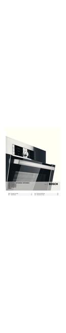 Bosch HMT84M651 sivu 1