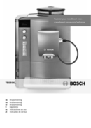 Bosch TES50621RW page 1