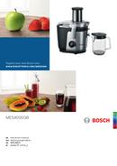 Bosch MES4000GB side 1