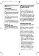 Bosch Flexa Hepa BHS41890 page 3