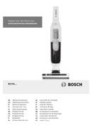 Bosch Athlet BCH51841 page 1