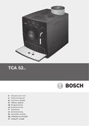 Bosch Benvenuto Classic Piano TCA529NL side 1