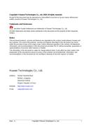 página del Huawei Band 3 Pro 2