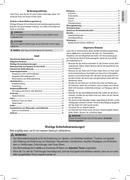 Pagina 5 del Clatronic MWG 792