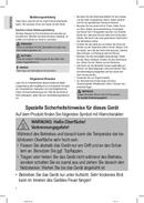 Pagina 4 del Clatronic MBG 3728