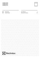 Electrolux GA 60 LIWE sayfa 1