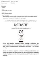 Denver DSB-2010 side 4