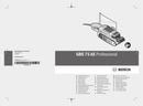 página del Bosch GBS 75 AE Professional 1