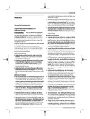 página del Bosch GBS 75 AE Professional 5