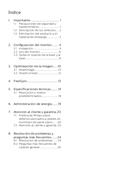 página del Philips 278E9QJAB 2