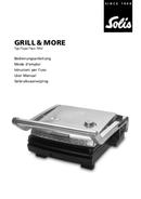 Solis Grill & More 7952 pagina 1