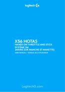Logitech G X56 Hotas sivu 1