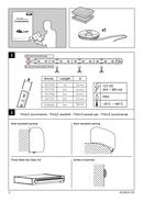 Página 2 do Thule LED Strip Sideways