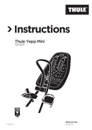Thule Yepp Mini side 1