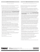Pagina 3 del Thule Thru-Axle Adapter 15mm