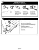 Pagina 2 del Thule Snug-Tite Receiver Lock