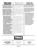Página 3 do Thule Load Stop 503