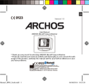 Archos Blood Pressure Monitor side 1