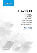 QNAP TS-453BU-RP-4G страница 1