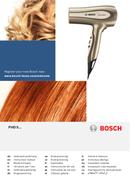 Bosch BrilliantCare PHD5781 side 1