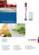 Bosch ErgoMixx MSM64035 side 1