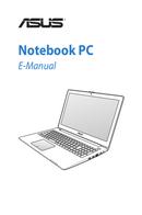 Asus VivoBook V400CA sivu 1