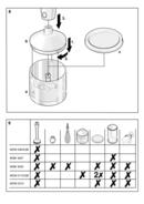 Bosch Easy Mixx MSM5000 side 3