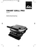 página del Solis Smart Grill Pro 823 1