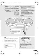Panasonic RX-ES23 page 5