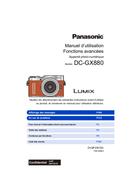 Panasonic Lumix DC-GX880 pagina 1