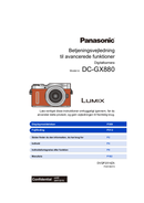Panasonic Lumix DC-GX880 side 1