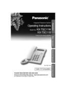 Panasonic KX-TSC11EXB side 1