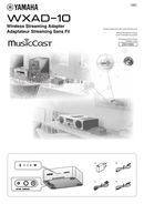 Yamaha MusicCast WX-AD10 page 1