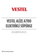 Vestel Alize A7100 страница 1