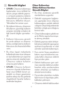 Vestel Alize A7100 страница 4