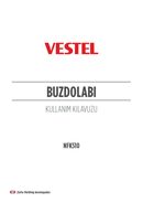 Vestel NFK510 page 1
